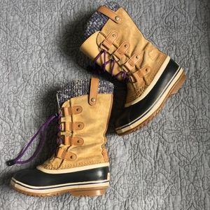 Sorel Waterproof Snow Boots Youth Joan of Arctic